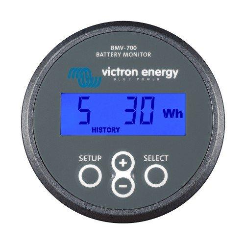 Victron Energy Batterie Monitor BMV-700 9-90V DC, 1 Stück, BAM010700000