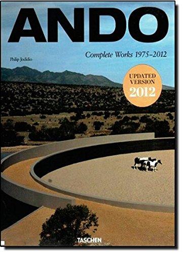 Tadao Ando. Complete Works 1975?2012. Updated Version (Jumbo)