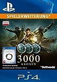 The Elder Scrolls Online : 3000 Kronen [Spielerweiterung] [PS4 PSN Code - österreichisches Konto]