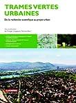 Trames vertes urbaines: De la recherc...