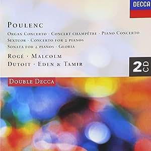 Poulenc - Concerto piano - orgue