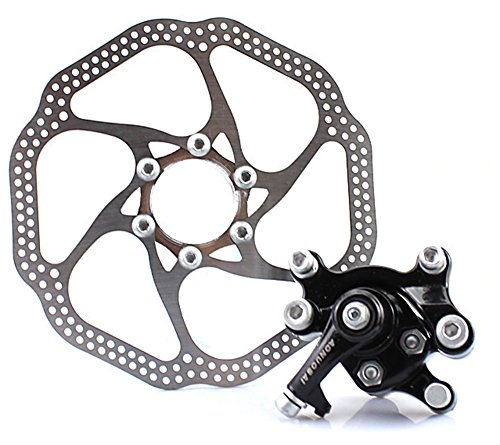SaySure - Mountain Road Bicycle Bike Mechanical Rear Disc Brake Caliper Set Kit - GMN-BG-SPT-000170