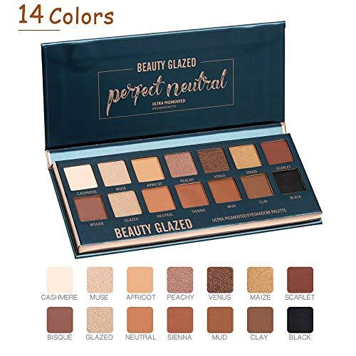 Shimmer matte Eyeshadow makeup palette glitter pigmentato ombretto Sombras a lunga durata cosmetici pigmento metallico luminoso make up palette