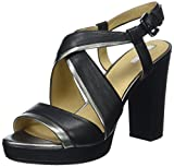 Geox Women's D Mauvelle D Open Toe Sandals