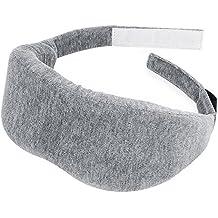 Plemo Schlafmaske für komplette Dunkelheit Ultraweich & Lichtundurchlässig