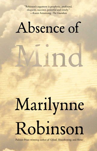 Absence of Mind (The Terry Lectures)