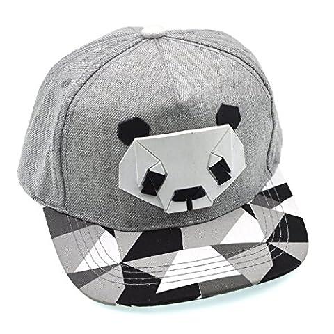 Cotton Baseball Cap - iParaAiluRy Outdoor Hiphop Cap mode unisexe réglable Loisirs Broderie Hat pour Homme et Femme
