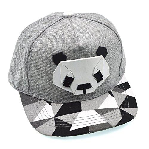 Baumwolle Baseball Cap - iParaAiluRy Außen Hiphop Cap Modische Unisexjustierbares Freizeit-Stickerei-Hut für männliche und (Erwachsenen Gesichts Löwe Maske)