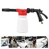 Snow Foam lance Foam auto pistola multifunzionale auto pulizia schiuma pistola lavaggio auto lancia schiuma per moto Van veicolo 900ml