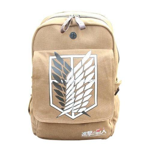 Attaque sur les produits Titan Scoutisme L?gion Ellen / Mikasa sac d'ordinateur sac ? dos outil Kos flou Ruleronline (japon importation)
