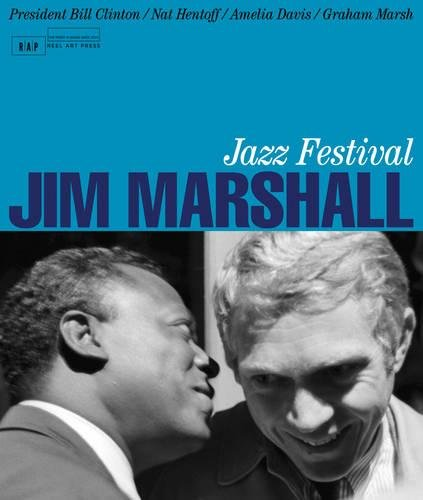 Jazz Festival: Jim Marshall por Graham Marsh