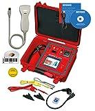 BENNING 050321 ST 750 A Set Gerätetester zur Prüfung medizinisch elektrischer Geräte