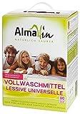 AlmaWin Waschmittel für Waschmaschine in Staub–5000gr