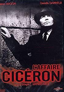 """Afficher """"L'affaire Cicéron"""""""