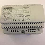 Fermax 8788 12v ac din 1.5 amp power supply