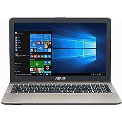 Asus - Portátil con pantalla de 15,6 pulgadas, procesador i3-6006U de 2GHz, disco duro HDD de 500GB, 4GB de RAM, color negro [versión italiana]. Código: X541UA-GQ1248T