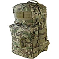 Medium MOLLE Pack – 40 Litros – British Terrain Patrón
