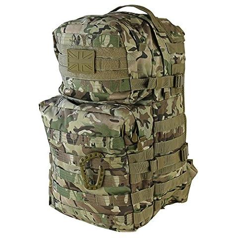 Kombat Backpack - Pack - 28 Litres, Camouflage