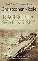 Raging Sea, Searing Sky (McGann saga Book 5)