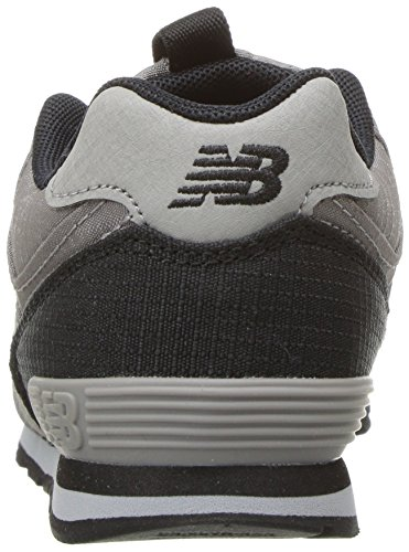 New Balance Unisex-Kinder Kl574wtg M Sneakers Grey/Black 2