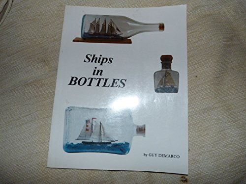 Ships in Bottles por Guy de Marco