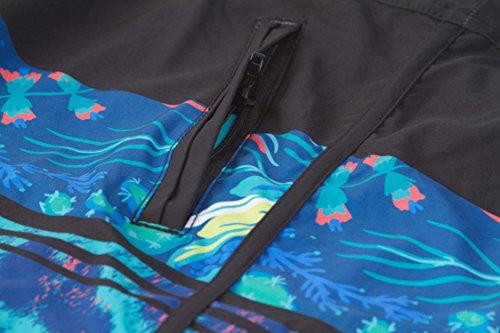 Tshotsh - Boardshort Hybrid / Short De Bain - Homme Bleu