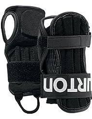 Burton Protektor Youth Wrist Guards - Guantes de esquí para niño, color negro, talla M