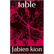 table (French Edition)