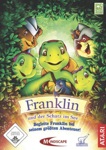 franklin-und-der-schatz-im-see-edizione-germania
