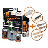 Foliatec 2188 Kit verniciatura Pinza Freno GT-Blue 3 componenti, Blu