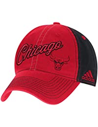 adidas Chicago Bulls 2016 Christmas Day Adjustable Slouch Hat 4c10d612cf69