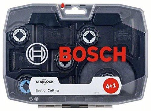 Bosch Best of Cutting Set für Multi-Cutter 5-teilig 2608664131
