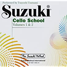 Suzuki Cello School CD 1+2: Performed by Tsuyoshi Tsutsumi
