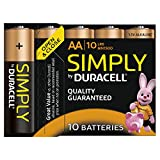 Duracell MN1500 Simply Batterie