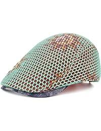 Funny hat Cappello Cabbie dello Strillone delle Donne del Cotone di Stile Uomini  Coppola con Una 99adc8721afc