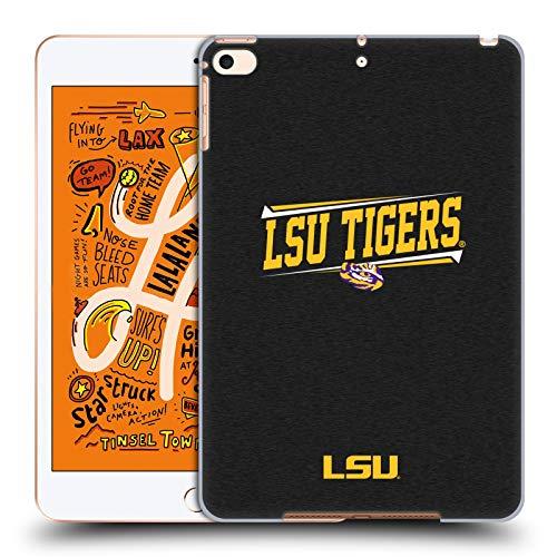 Head Case Designs Offizielle Louisiana State University LSU Doppelter Stab Harte Rueckseiten Huelle kompatibel mit iPad Mini (2019) Lsu Louisiana State University