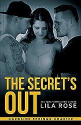 The Secret's Out (Hawks MC: Caroline Springs Charter Book 1)