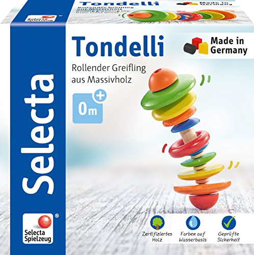 Selecta 61042 Tondelli, Rollender Greifling, 12 cm