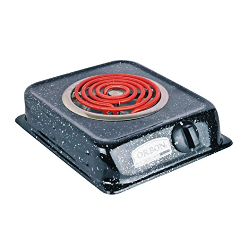 Orbon 1250-watt G Coil Induction Electric Heater / Induction Cookers / Handy G Coil Cooktop ( With Attached 2 Mtr. Cord ,  Huge Diwali Discount & Free Shipping )