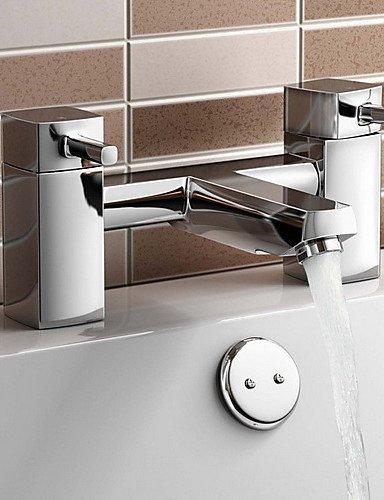 KISSRAIN® Britannico Sistema Bagno Rubinetti - Chrome