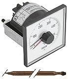 Thermostat CO 0-500°C max. Temperatur 500°C Fühler ø 8mm x 150mm 5A passend für OEM 22, 23, 32, 33, 34 für Pizzaofen