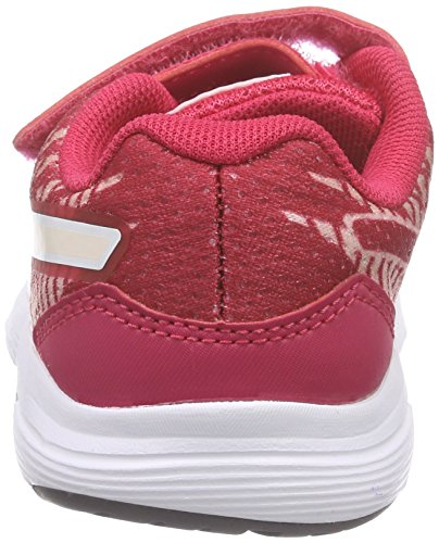 Puma Sequence V2 V Inf, Baskets Basses mixte enfant Rose - Pink (rose red-pink dogwood 03)
