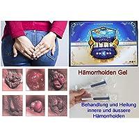 Anti- Hämorrhoide Gel Zur Behandlung und Heilung innere und äußere Hämorrhoiden preisvergleich bei billige-tabletten.eu