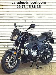 moto yamasaki 50cc 4t roadster sans permis auto et moto. Black Bedroom Furniture Sets. Home Design Ideas