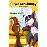 Oliver and Jumpy - the Cat Series, Stories 55-57,  Book 19: Bedtime stories for children in illustrated picture book with short stories for early readers. ... and Jumpy, the cat series) (English Edition)