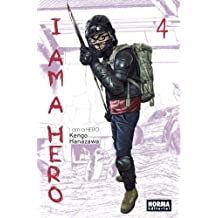 I am Hero 4 (CÓMIC MANGA)