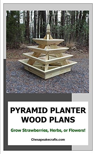 strawberry-pyramid-planter-plans-illustrated-woodworking-plans-with-photos-english-edition