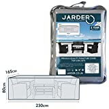 Jarder Garden Sofa Set Cover | Protects Against Weather & UV | 100% Water Resistant High Quality