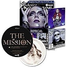 Sonic Seducer 10-2016 Limited Edition + exkl. Picture Vinyl von The Mission (499 Ex.) + exkl. EP zum Album The Holographic Principle von Epica + zweite CD + M'Era Luna Special u.v.m. [Vinyl LP]