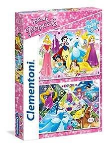 Clementoni 24751Princess Puzzle, 40Piezas